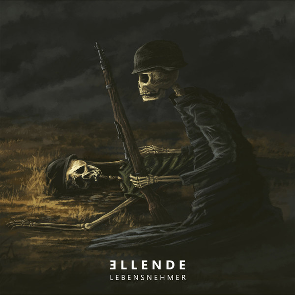 ELLENDE Lebensnehmer (Hardbook Digipak) CD.jpg
