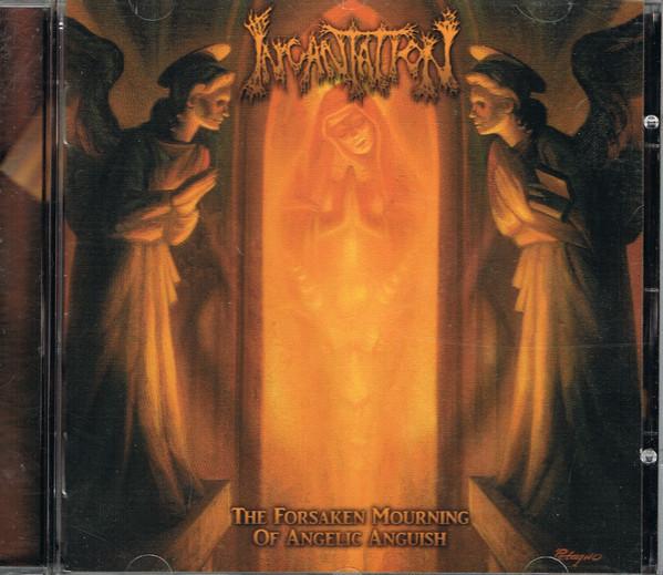 INCANTATION The Forsaken Mourning Of Angelic Anguish CD.jpg
