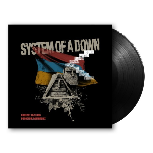 SYSTEM OF A DOWN Protect The Land-Genocidal Humanoidz 7EP.jpg
