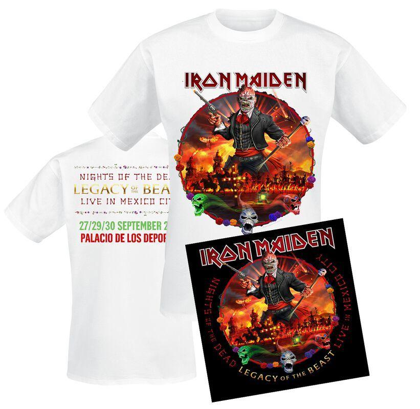 IRON MAIDEN Night of the dead cd deluxe + tshirt bundle.jpg