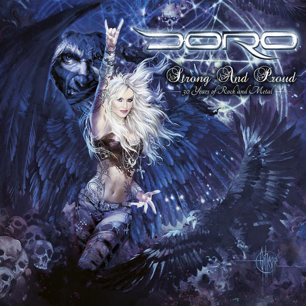 DORO Strong And Proud (30 Years Of Rock And Metal) CD.jpg