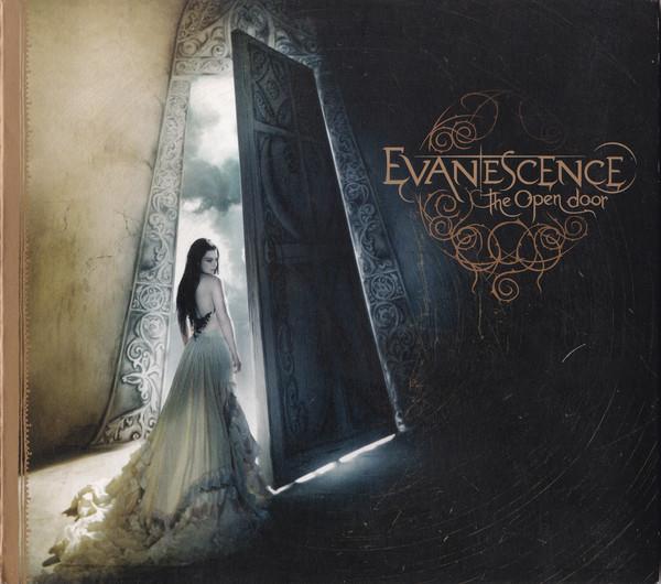 EVANESCENCE The Open Door (Digipak) CD.jpg
