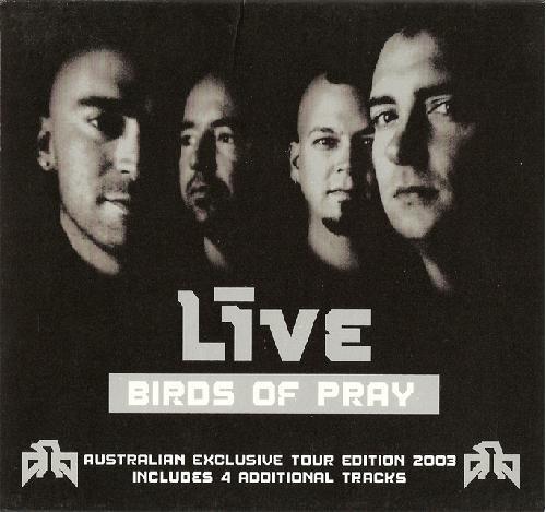 LIVE Birds of Pray (Australia Tour Edition) CD.jpg