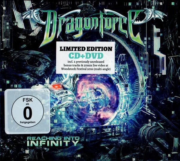 DRAGONFORCE Reaching Into Infinity (Limited Edition, Digipak) CD+DVD.jpg