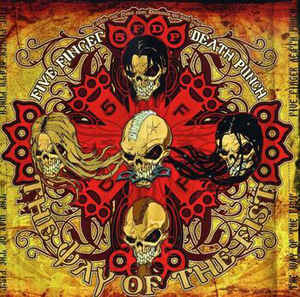 FIVE FINGER DEATH PUNCH The Way of the Fist (2018 reissue) CD.jpg