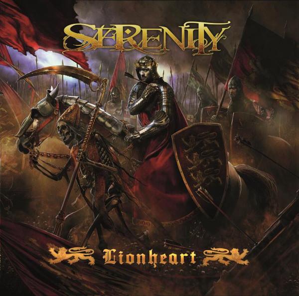 SERENITY Lionheart (Limited Edition, Digipak) CD.jpg