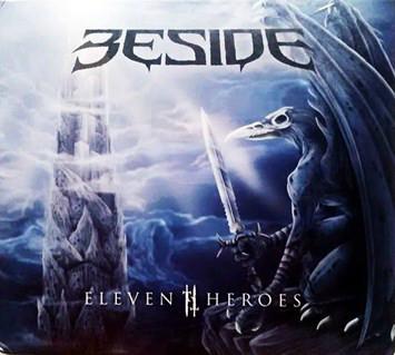 BESIDE Eleven Heroes (Limited Edition digipak) CD.jpg