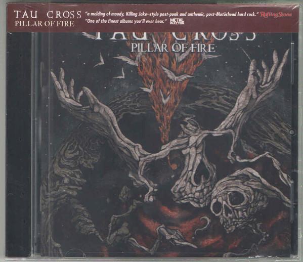 TAU CROSS Pillar Of Fire CD.jpg