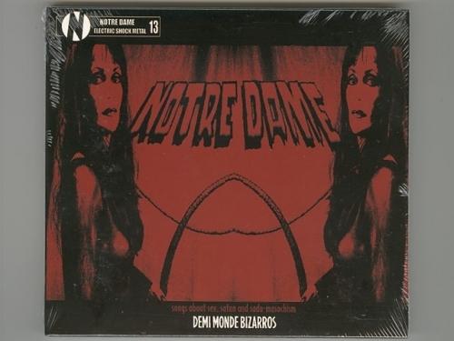 NOTRE DAME Demi Monde Bizarros CD.jpg