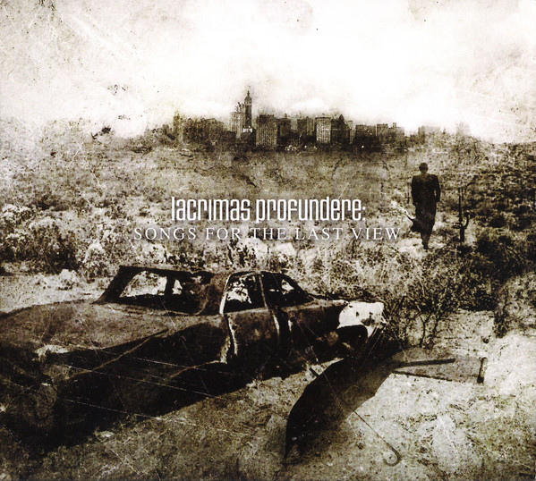 LACRIMAS PROFUNDERE Songs For The Last View (Limited Edition, Digipak) CD+DVD.jpg