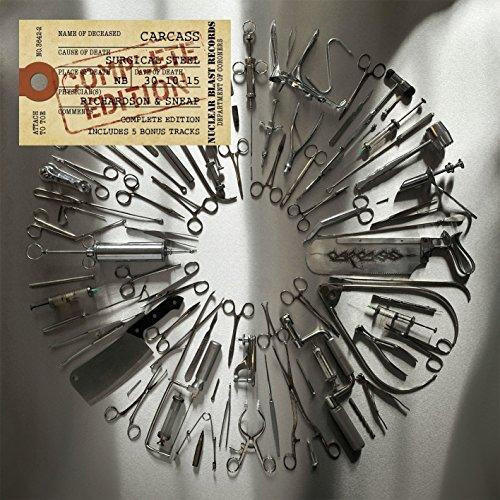 CARCASS Surgical Steel (Complete Edition) CD.jpg