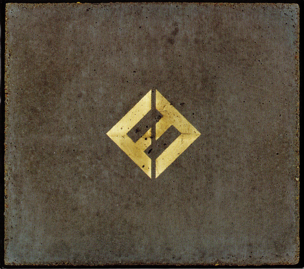 FOO FIGHTERS Concrete and Gold CD.jpg