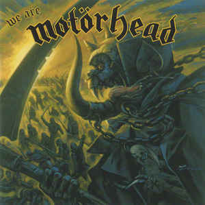 MOTORHEAD We Are Motorhead CD.jpg