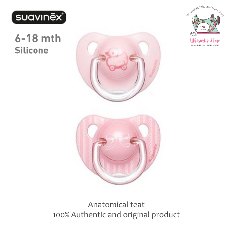 Evolution Soother - Rose et Bleu Collection (Pink Toys Design 1).png