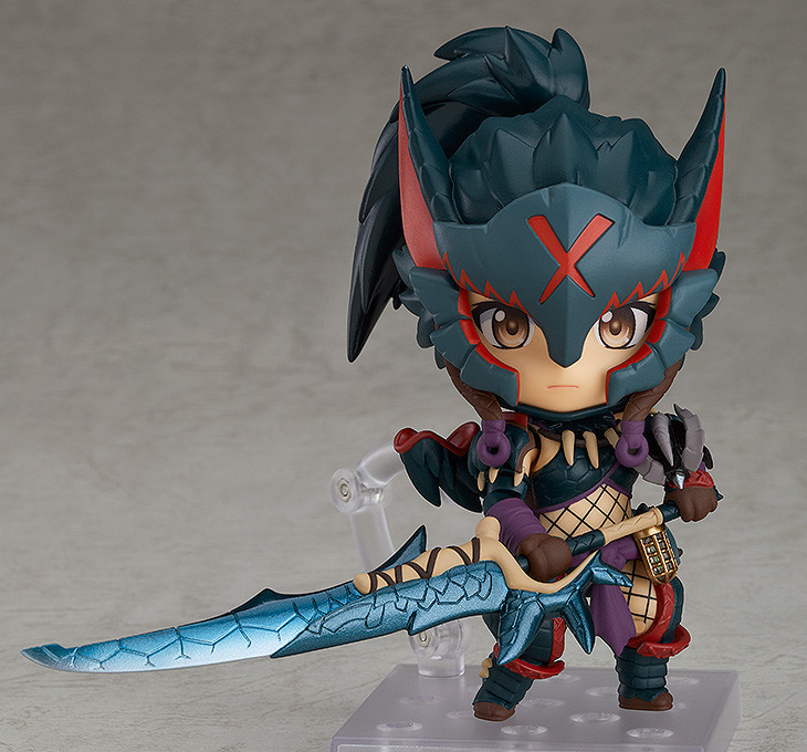 Nendoroid Hunter - Female Nargacuga Alpha Armor Ver..jpg