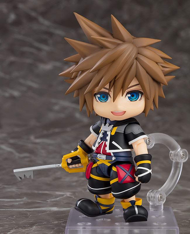 [1487] Nendoroid Sora Kingdom Hearts II Ver..jpg