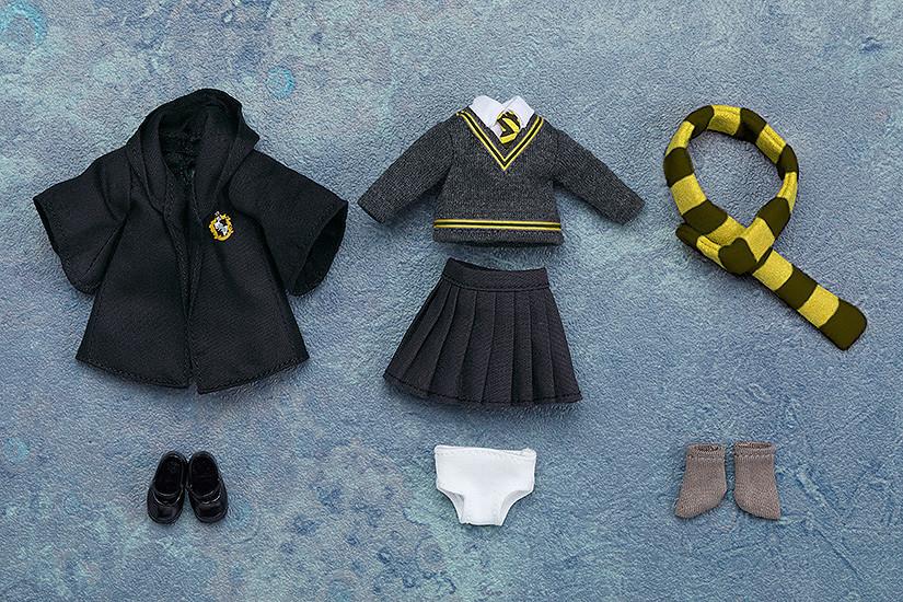 Nendoroid Doll Outfit Set (Hufflepuff Uniform - Girl).jpg
