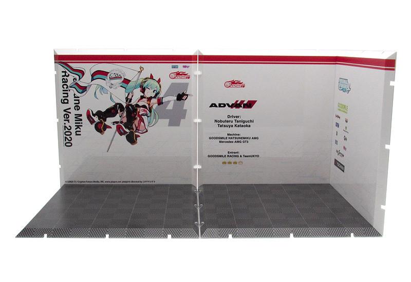 Dioramansion 150 Racing Miku Pit 2020 Optional Panel (Pit B).jpg