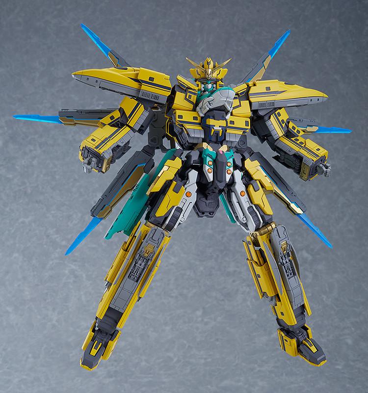 MODEROID Shinkalion Doctor Yellow.jpg
