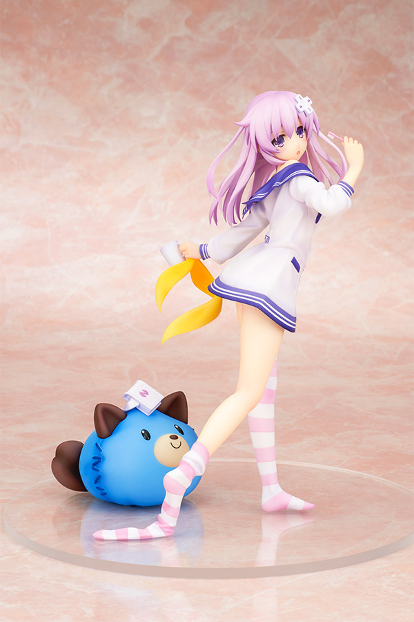 Hyperdimension Neptunia Nepgear Wake Up Version PVC Figure.jpg