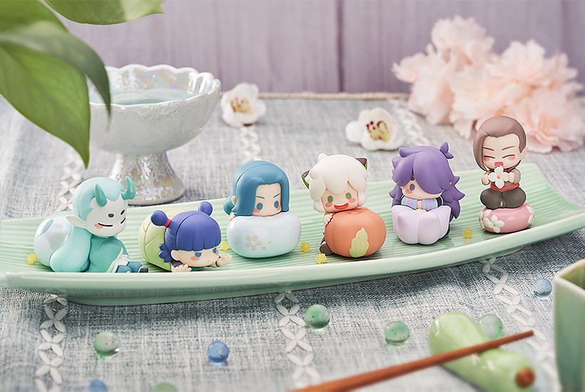 The Legend of Hei Collectible Figures -Wagashi-.jpg