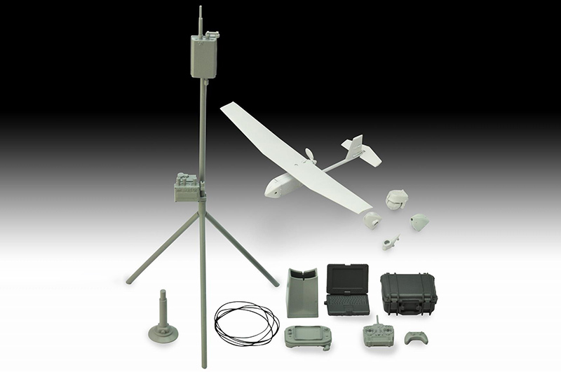 Little Armory LD032 UAV Unmanned Spy Plane & Equipment and Materials.jpg
