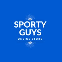 Sporty Guys Online Store