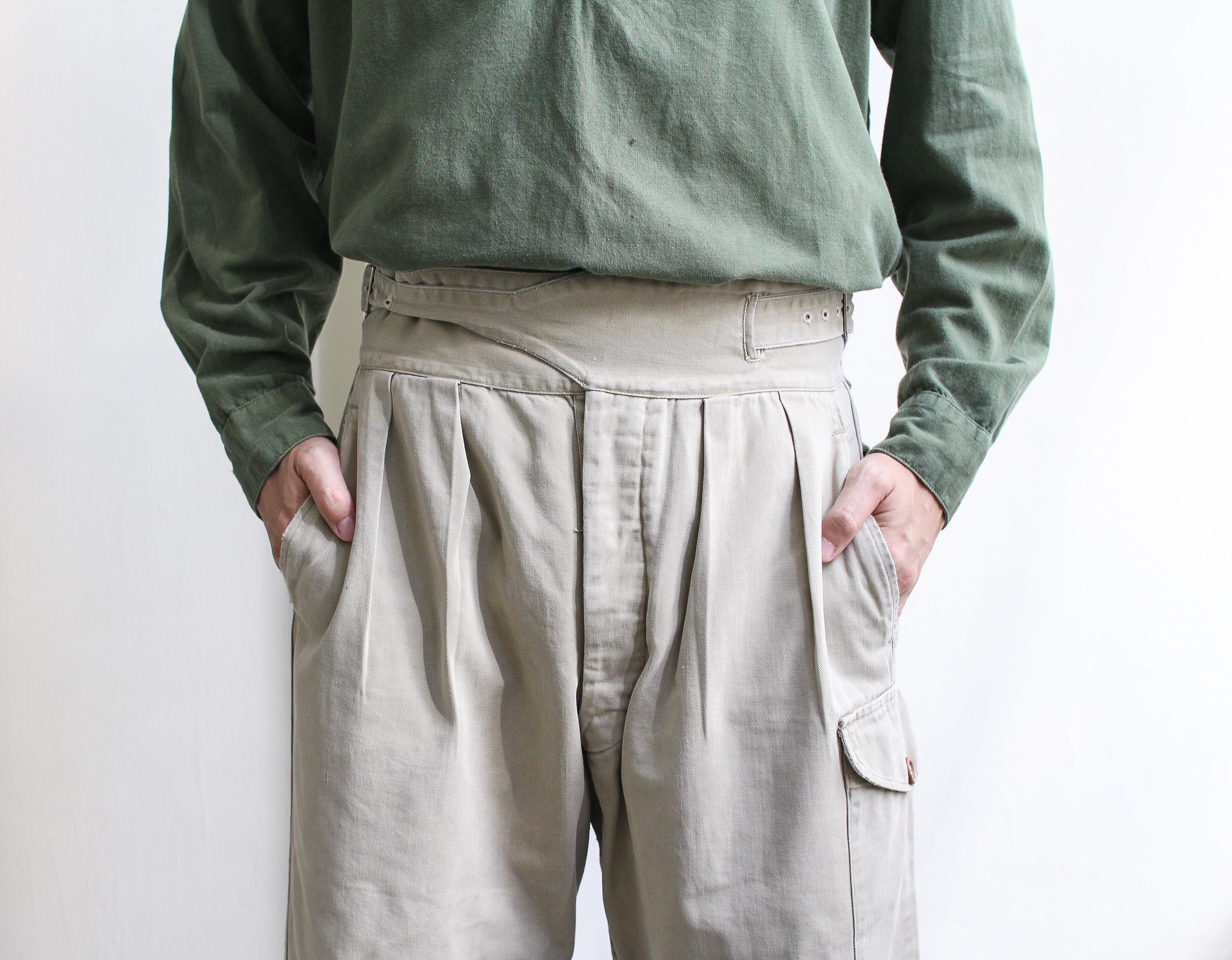 虫洞 - vintage and select shop | Featured Collections - Military Pant