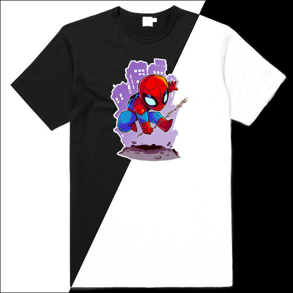 MV046-CuteSpiderman-BW-Shirt.jpg