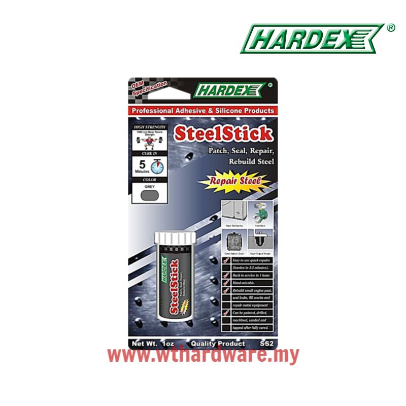Hardex Aqua Stick Steel Underwater Epoxy Compound AS2.png
