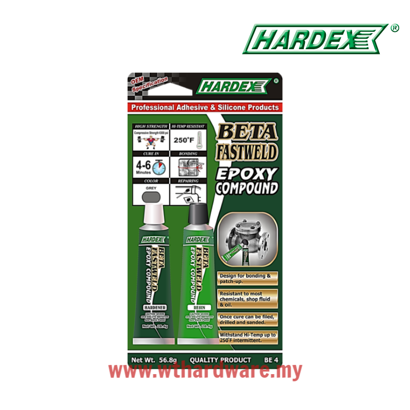 Hardex Beta Fast weld BE4 Epoxy Compound.png