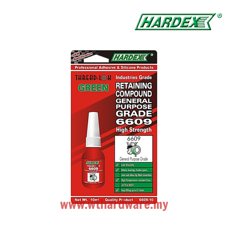 Hardex Retaining Compound Green 6609(1).png