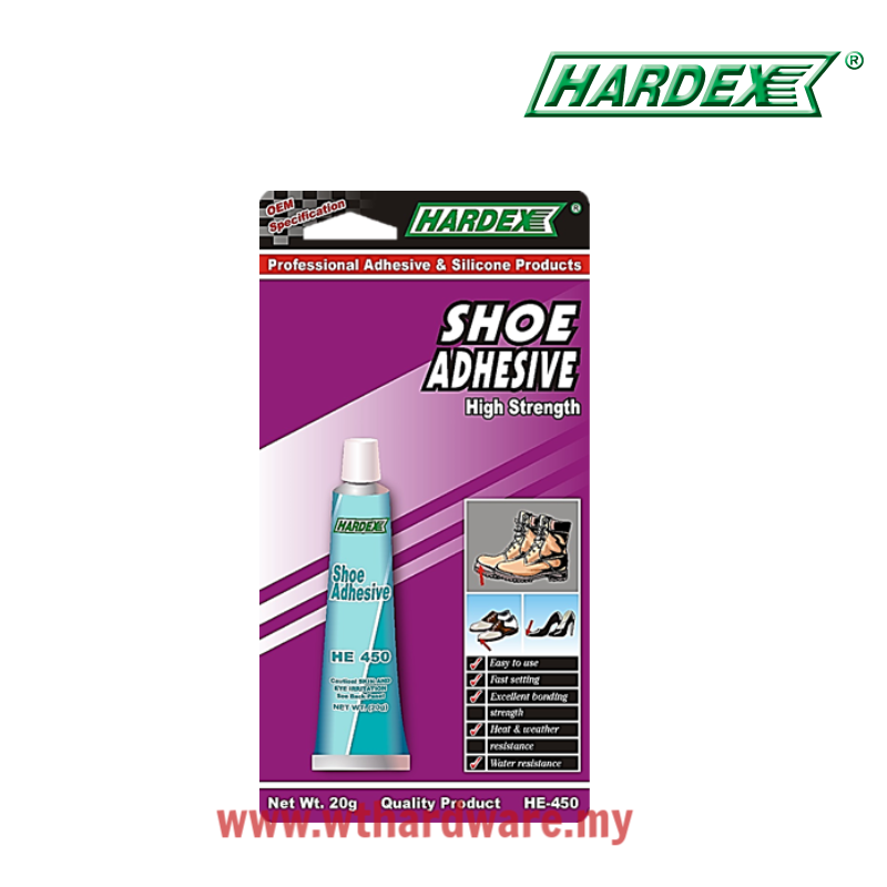 Hardex Shoes Adhesive HE450.png