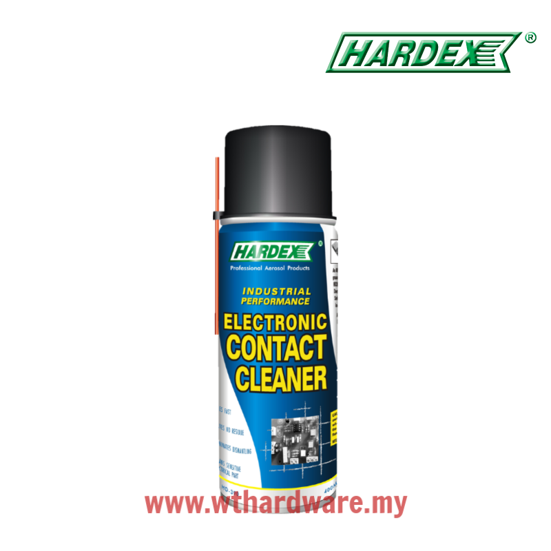 Hardex Electronic Contact Cleaner HD390.png