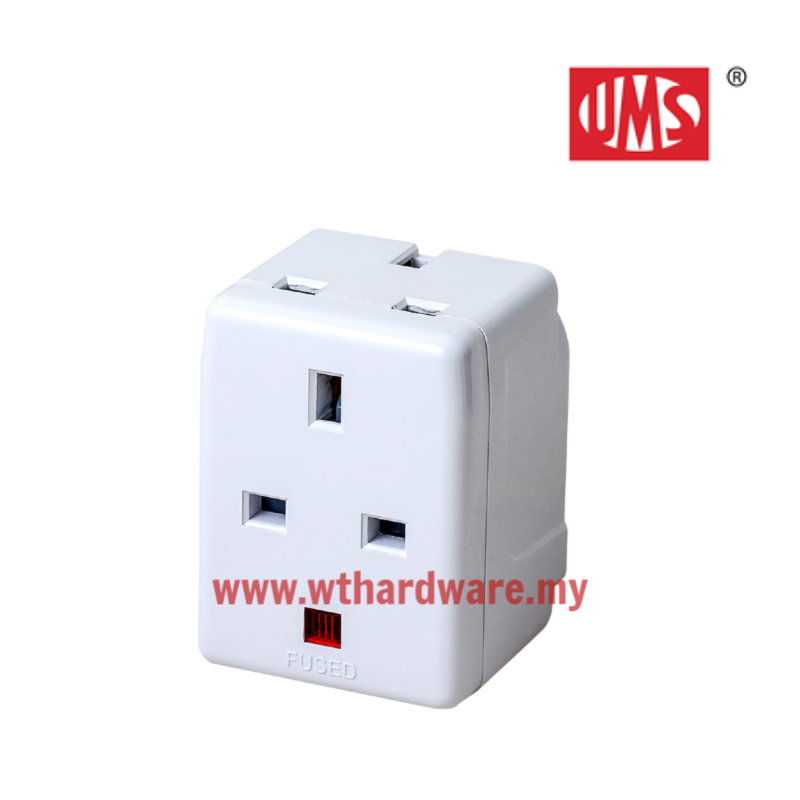 13A 3 Way BS Adaptor c_w 13A Fuselink (Neon).png