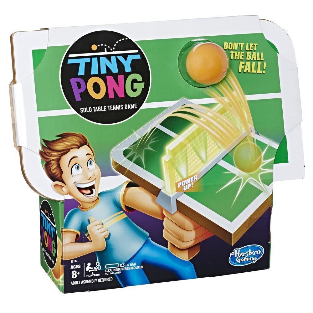Hasbro Tiny Pong Solo Table Tennis Kids Electronic Handheld Game .jpg
