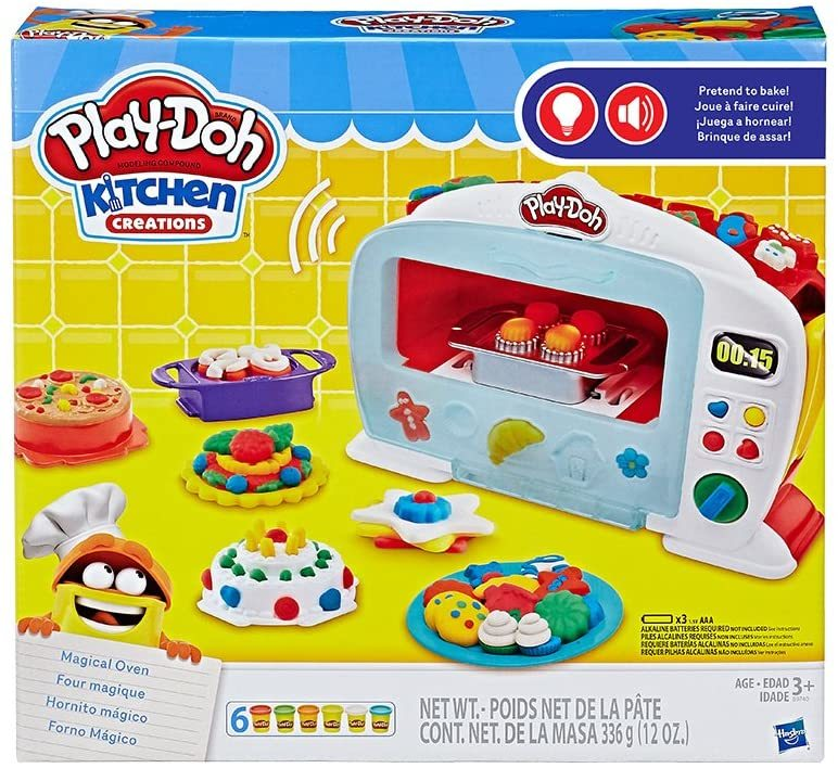 Play-Doh Kitchen Creations Magical Oven .jpg