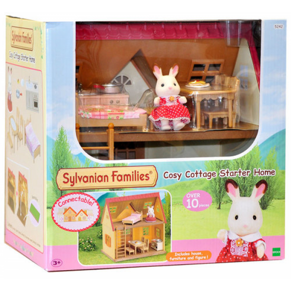 Sylvanian Families Cozy Cottage Starter Home 5242 4.png