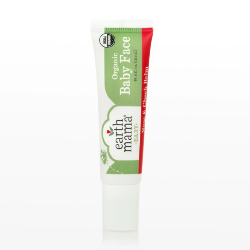 Earth Mama Baby Face Organic Nose & Cheek Balm 15ml.png