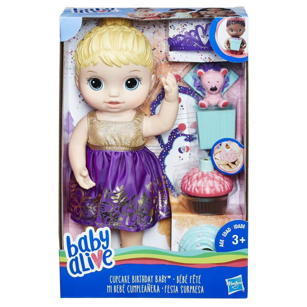 Baby Alive Cupcake Birthday Baby - Blonde Sculpted Hair 2.jpg