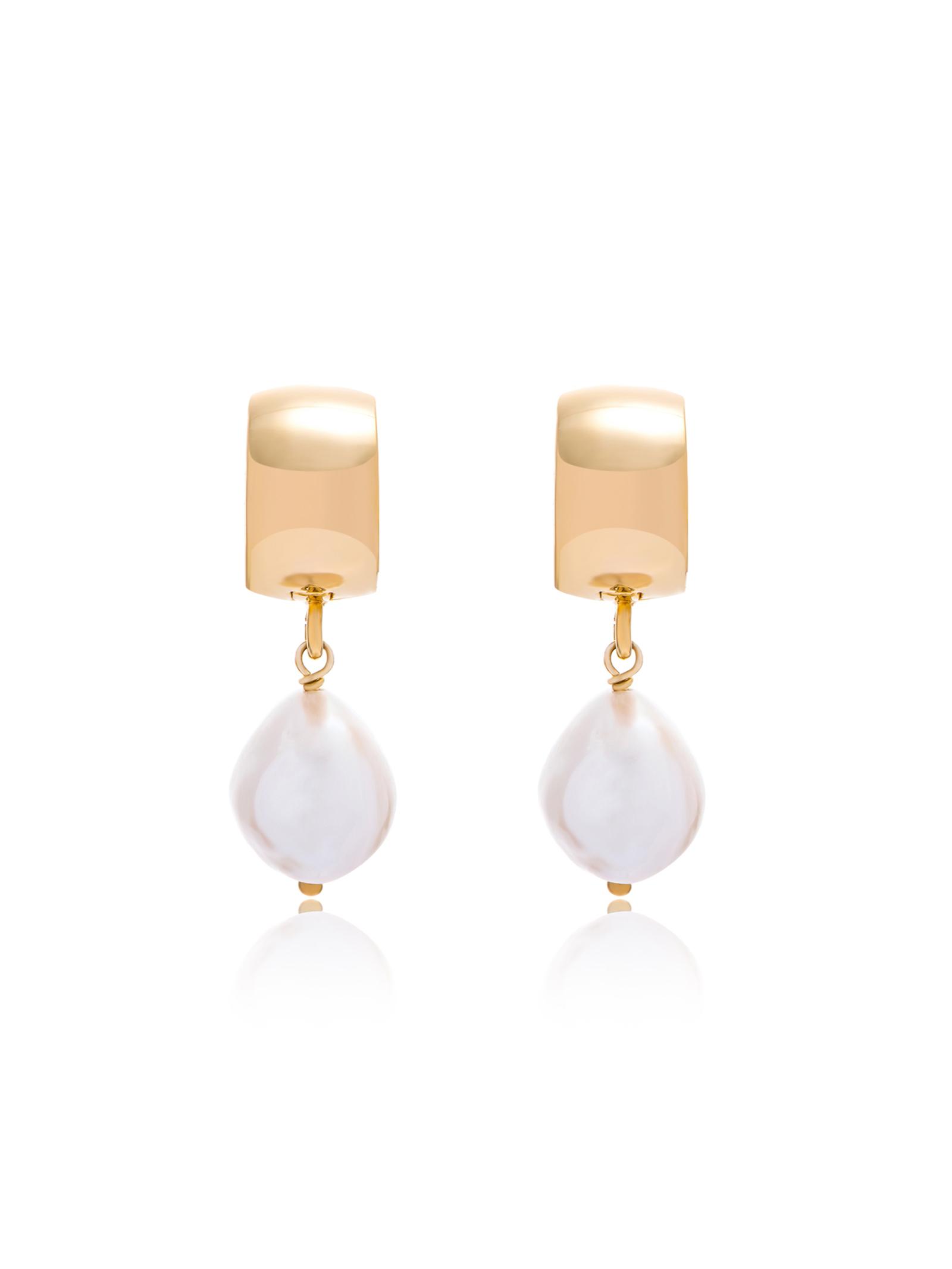 Vintage Baroque Pearl Earrings.jpg