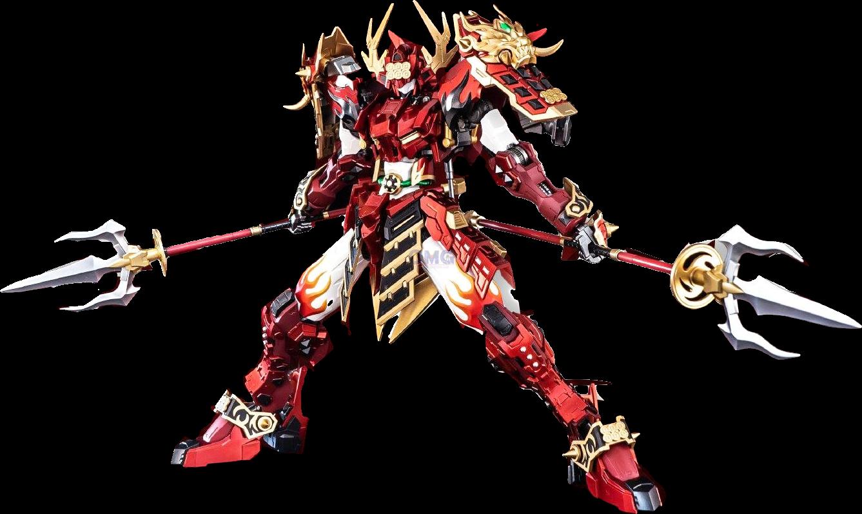 Devil Hunter DH-02 Sanada Yukimura Red 1.7-cutout.png