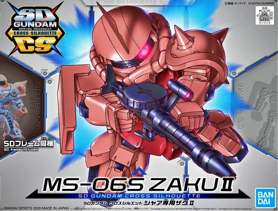 Bandai SD Gundam Cross Silhouette MS-06S ZAKU II 1.2.jpg