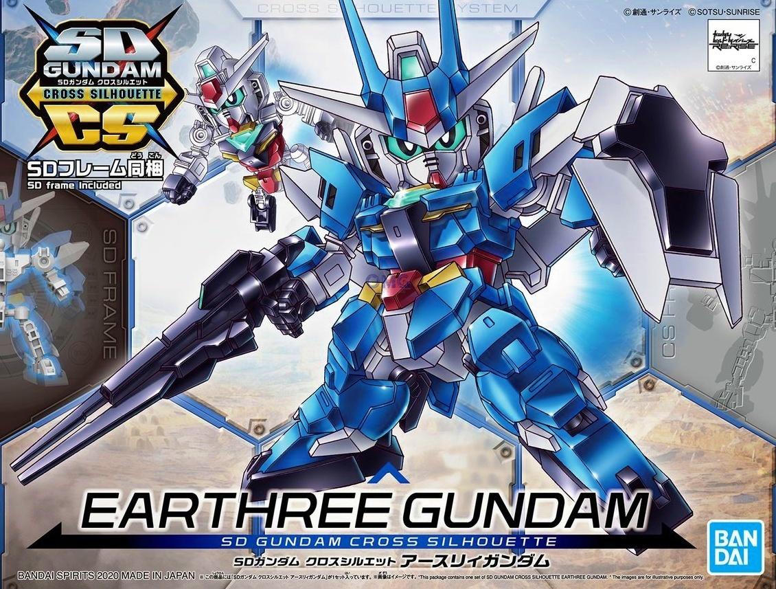 Bandai SD Gundam Cross Silhouette Earthree Gundam 2.2.jpg