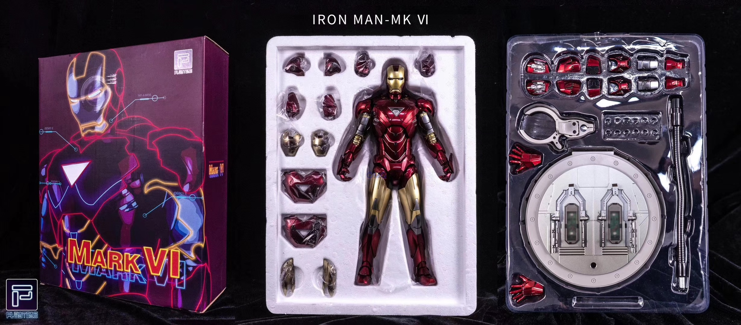 Play Toys Iron Man MK6 - 5.jpg