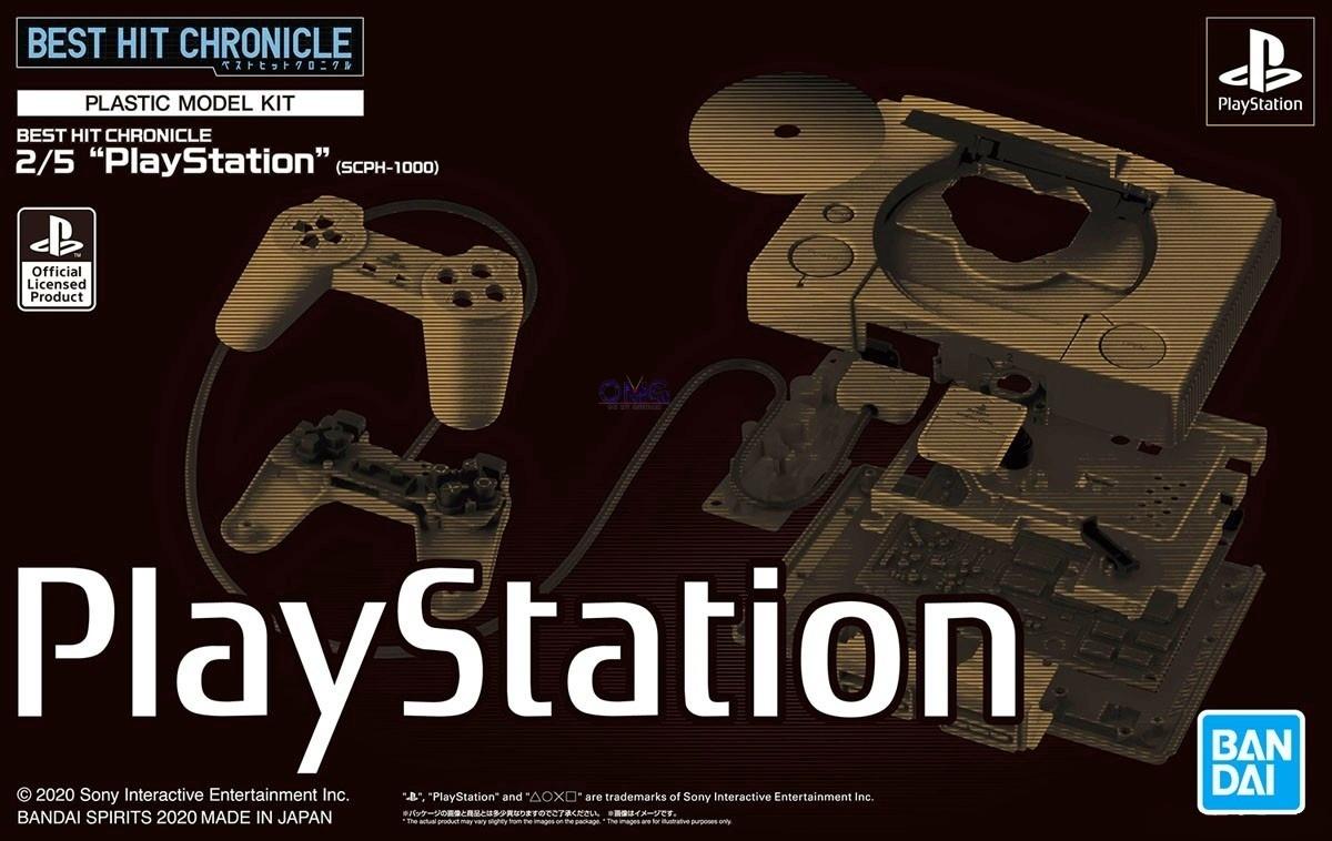 Bandai Best Hit Chronicle 2 5 `Play Station` (SCPH-1000) 1.4.jpg