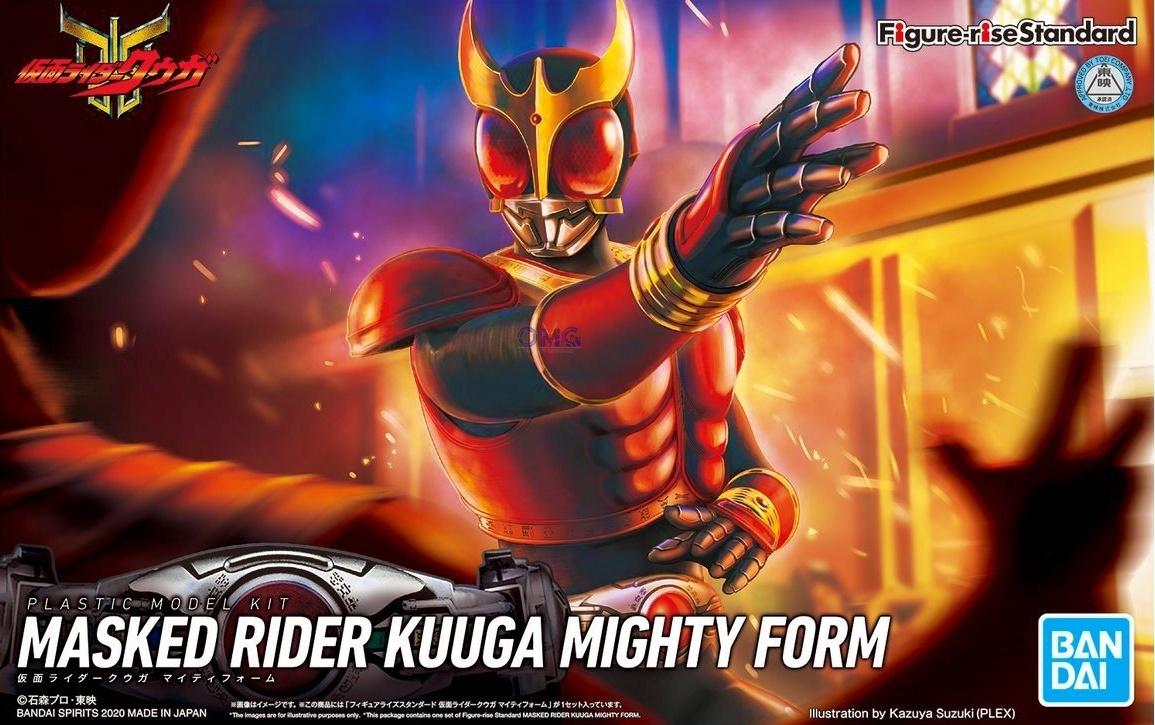 Bandai Figure-rise Standard Kamen Rider Kuuga Mighty Form 1.7.jpg