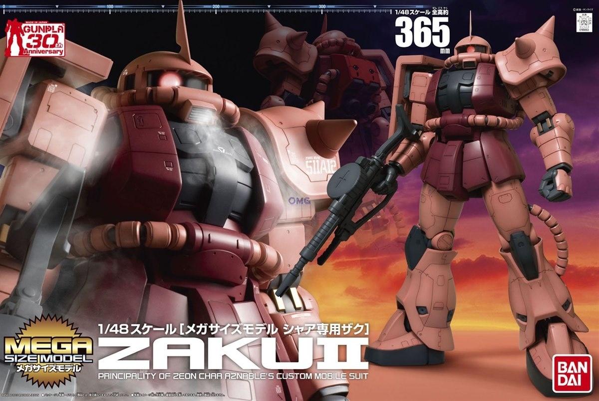 Bandai Mega MS-06S Zaku II Red 1.0.jpg