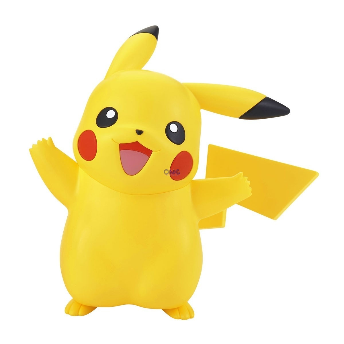 Bandai Pokémon PLAMO COLLECTION QUICK!! 01 Pikachu 1.0.jpg