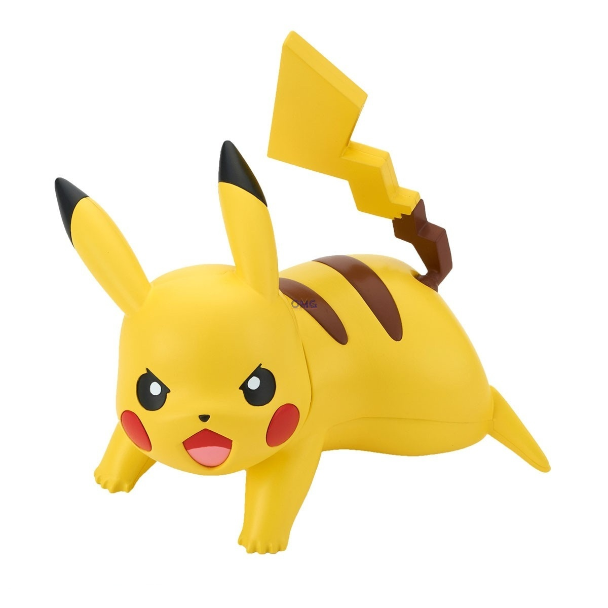 Bandai Pokemon Plastic Model Collection Quick!! 03 Pikachu 1.0.jpg